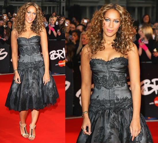 Brit Awards 2008: Leona Lewis