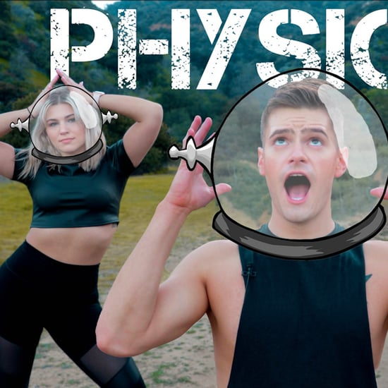"The Fitness Marshall ""Physical"" Video"