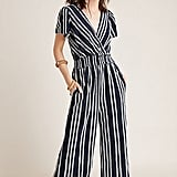 Canovas Striped Jumpsuit