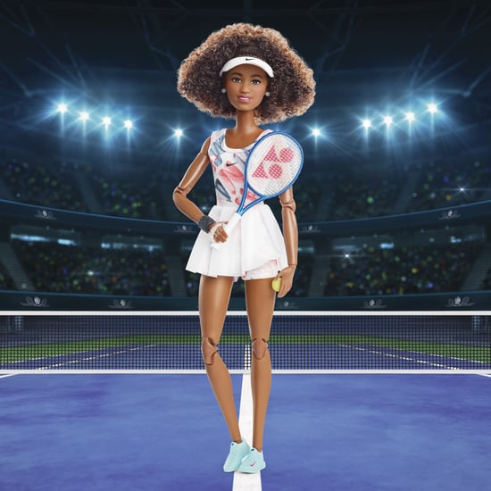 See the Barbie Role Model Doll of Tennis Player Naomi Osaka