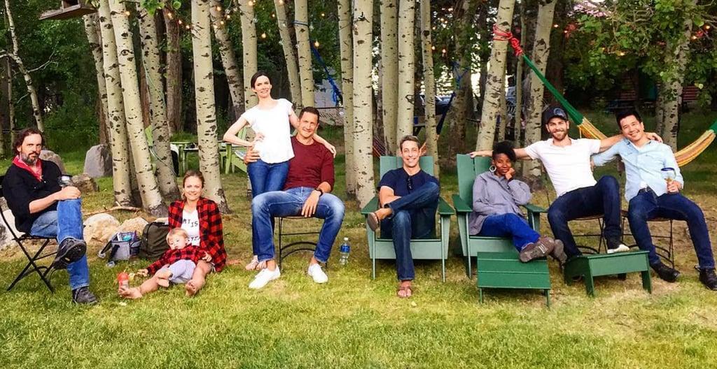 Grimm Cast Trip to Montana 2016