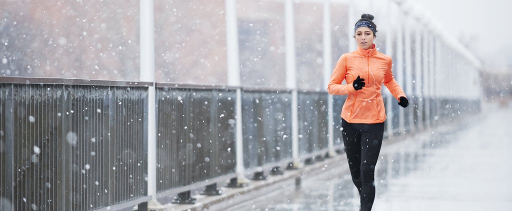 Winter Running Gear For Half Marathon Training Outside
