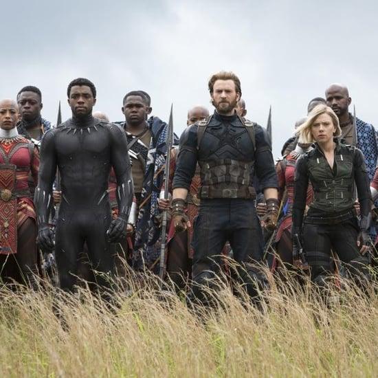 Reactions to New Marvel's Avengers: Infinity War Trailer