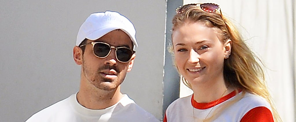 Sophie Turner Reveals a Very Important Fact About Joe Jonas on Her Hand