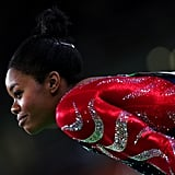 When Gabby Douglas fought back against internet haters.