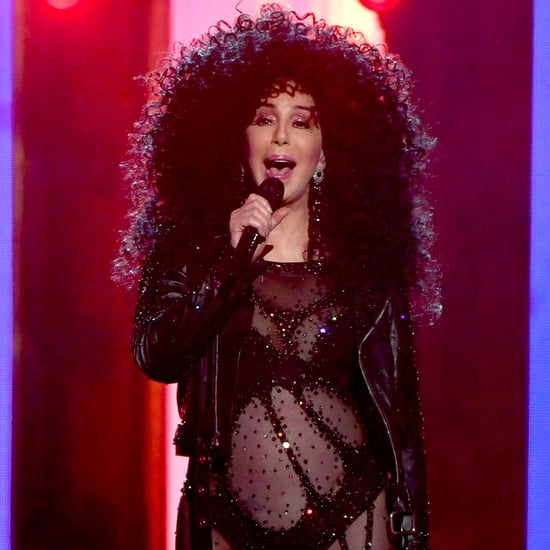 Cher Performs at the Billboard Music Awards 2017