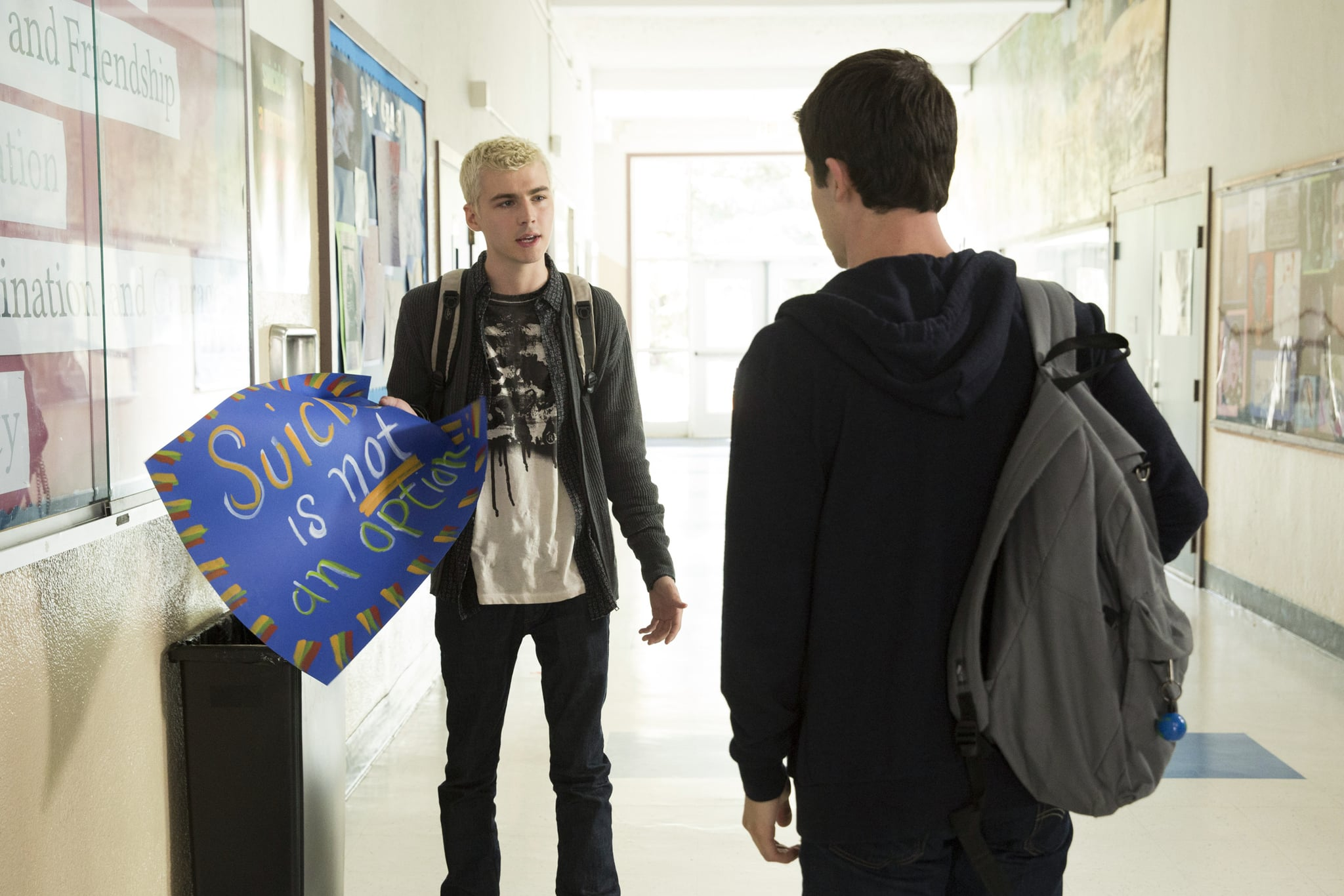 What Did Alex Do to Hannah on 13 Reasons Why? | POPSUGAR Entertainment