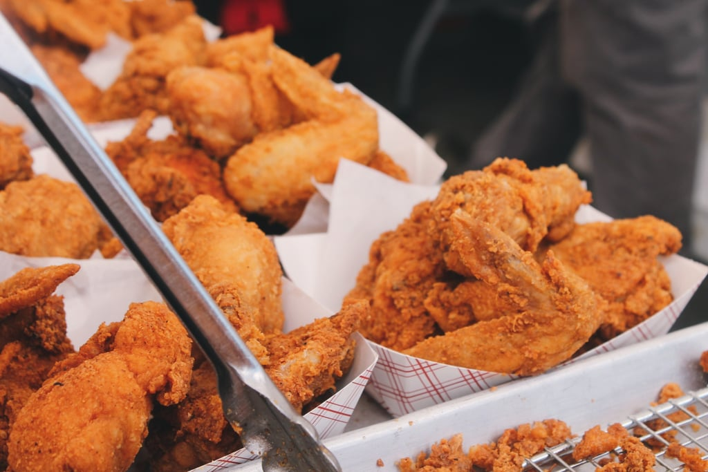 Londons Best Fried Chicken Popsugar Food Uk