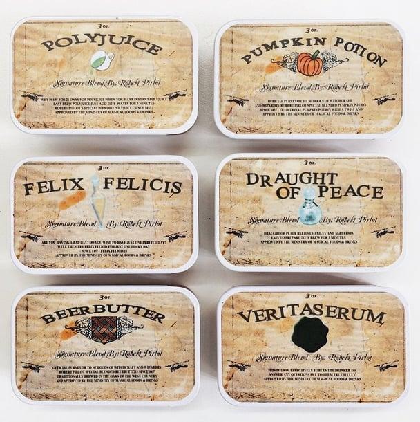 Adagio Teas Magic Potions Sampler