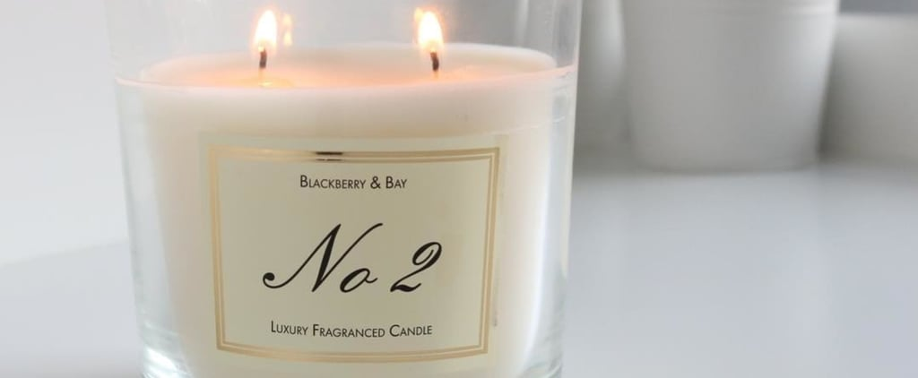 Aldi Blackberry and Bay Candle Review