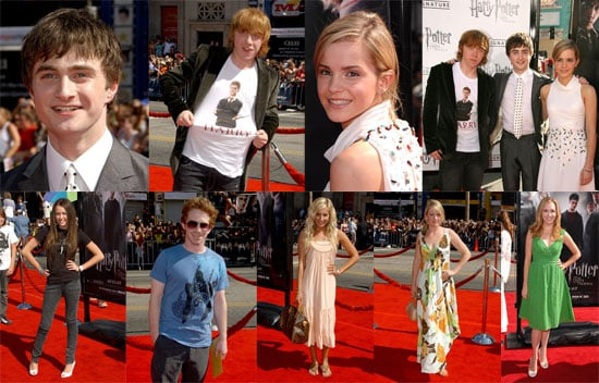 Harry Potter and the Order of the Phoenix Hits LA
