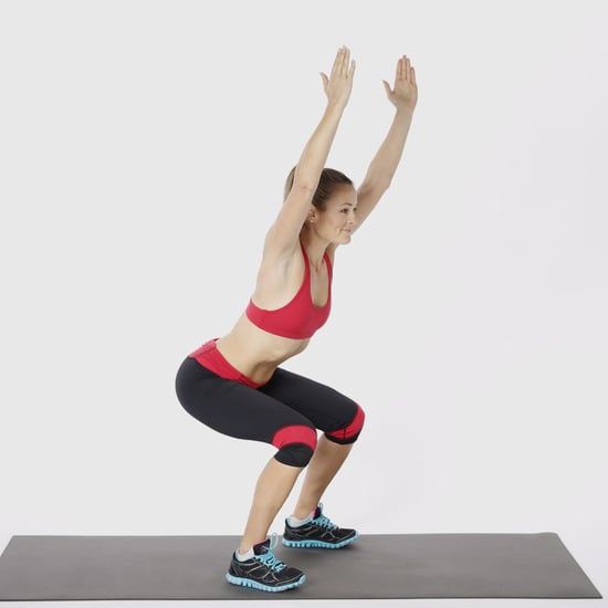 10-to-1 Bodyweight Workout