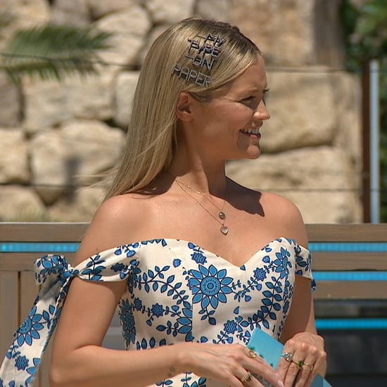 """Laura Whitmore's """"My Type on Paper"""" Love Island Hair Clips"""