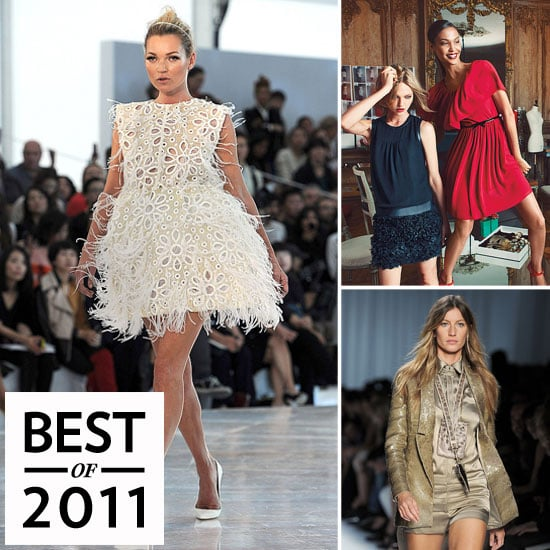 Best Fashion Designers of the Year 2011