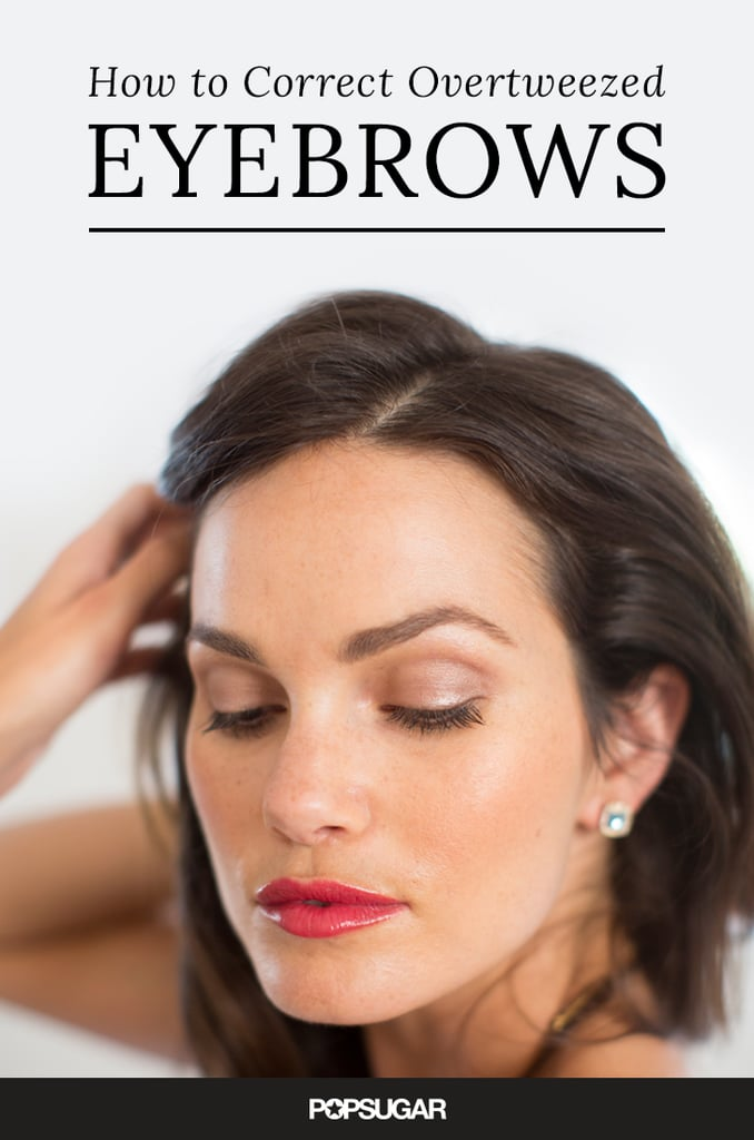 How To Grow In Eyebrows Popsugar Beauty