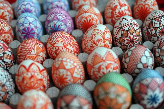 History And Symbolism Of Easter Eggs Popsugar Food