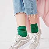 Vans Chunky Glitter Old Skool Sneakers