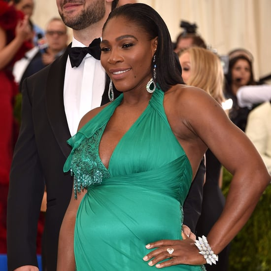 Serena Williams Plans to Get an Epidural