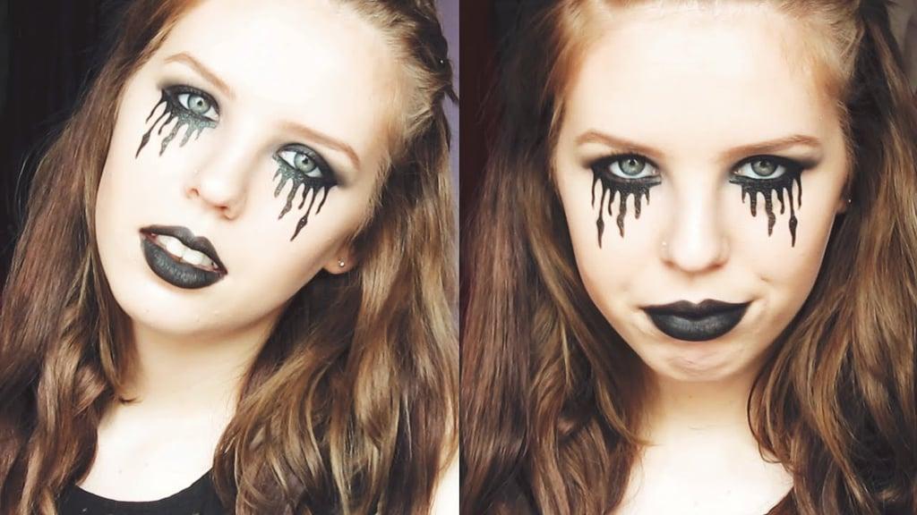 Gothic Bleeding Eyes — @PheobeCate