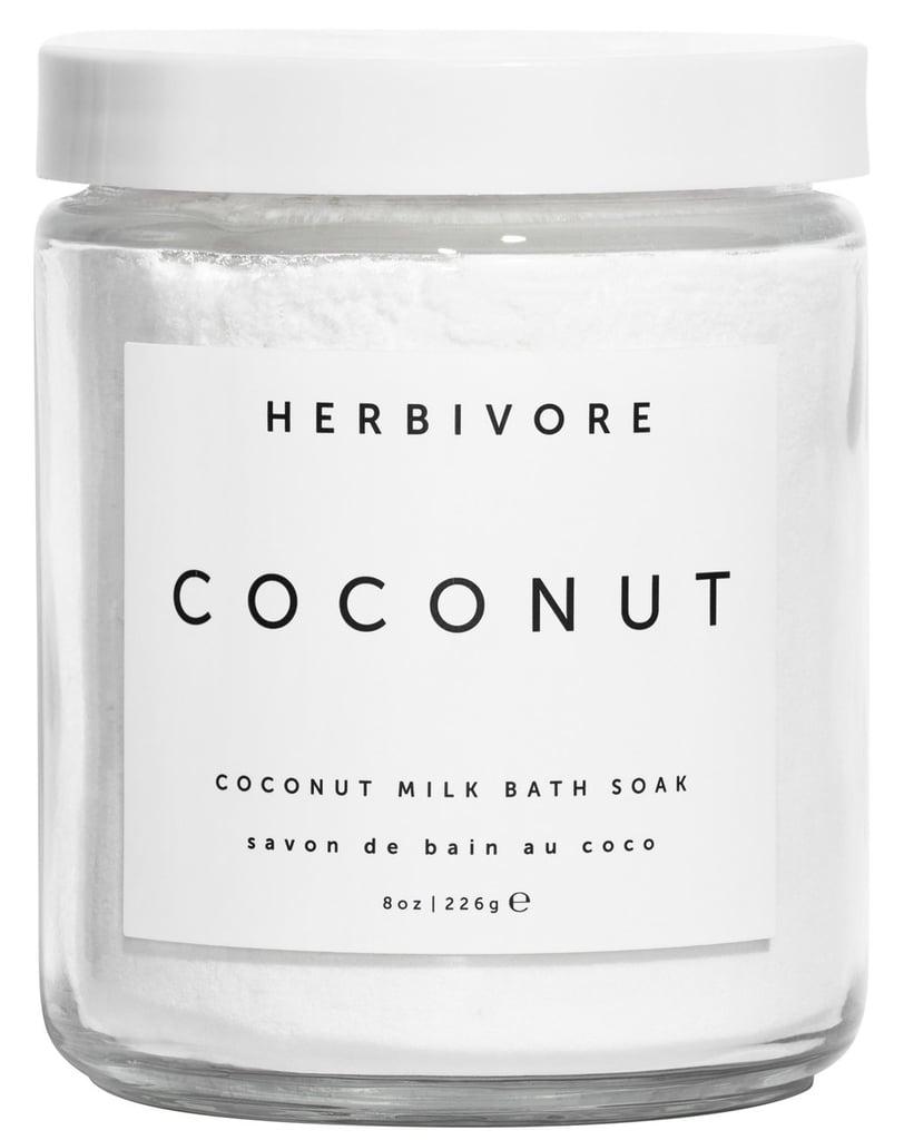 Herbivore Botanicals All-Natural Coconut-Milk Bath Soak