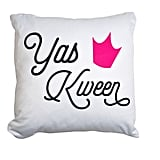 Yas Kween Throw Pillow ($32)