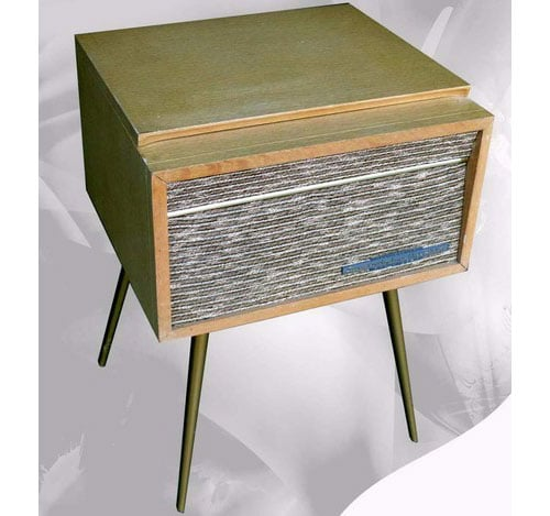 RCA Cabinet Turntable