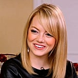 "Emma Stone Talks ""Unbelievable"" Andrew Garfield and The Amazing Spider-Man"