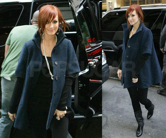 Ashlee Simpson Pregnant and Planning May Wedding?