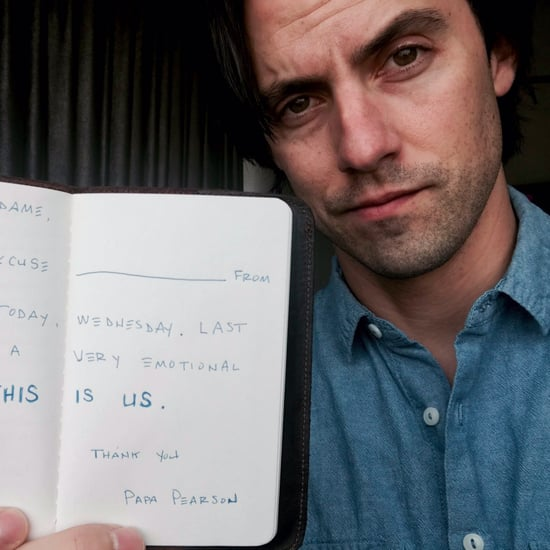 Milo Ventimiglia Writes an Excuse Note For This Is Us Fans