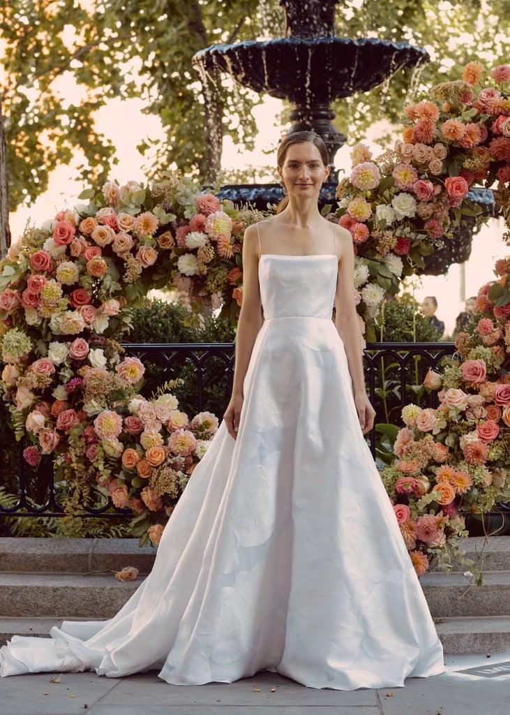 Bridal Trend 2020: Jacquard Ballgown