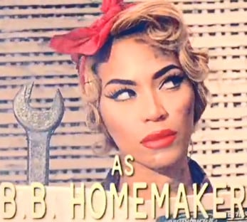 """Beyonce """"Why Don't You Love Me?"""" Video and Makeup How To 2010-05-05 11:00:00"""