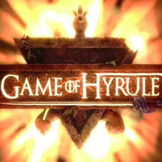 Game of Thrones Legend of Zelda