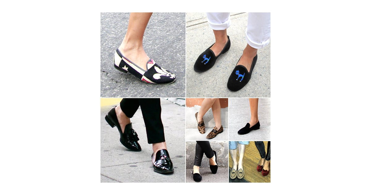 Shop Fall 2011 Shoe Trends: Smoking Slippers, Loafers ...