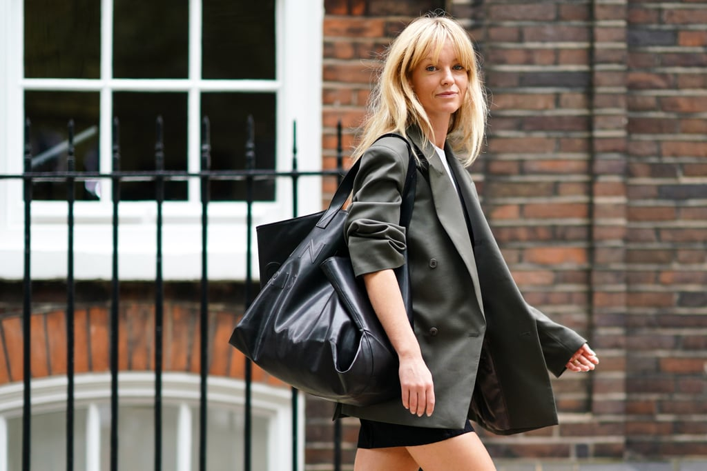 How to Style Grown-Out Bangs: Lift Them With a Bump