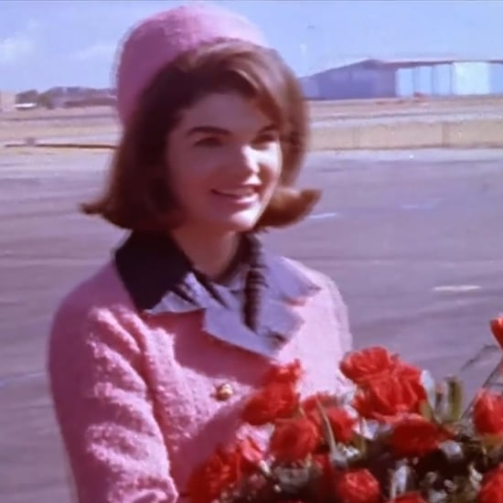 Jackie Kennedy's Pink Suit