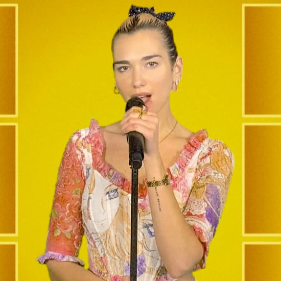 "Watch Dua Lipa Perform ""Break My Heart"" at Graduate Together"