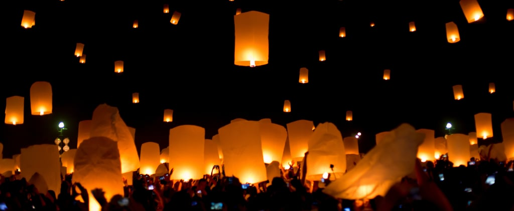 Dubai Music And Lantern Festival RiSE