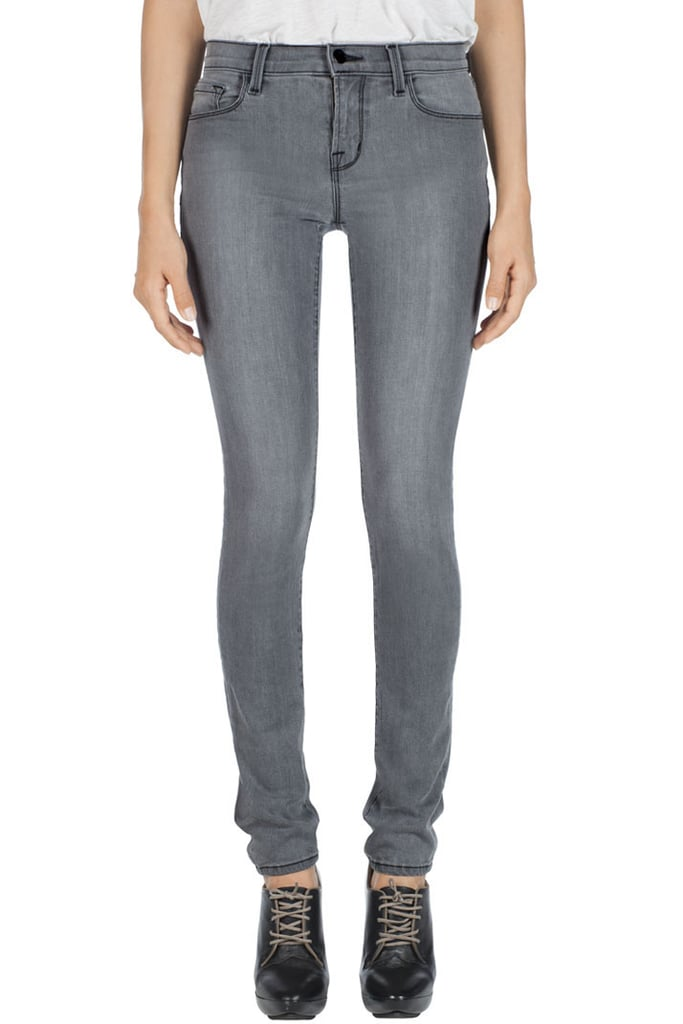 I found another reason to fall in love with J Brand skinnies! The brand just released its Photo Ready Denim ($218), a new collection made with technology that's supposed to lift and contour, so you'll look good on camera and IRL. How could you say no to that? — LM