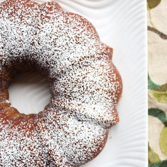 Chocolate-Matcha Mochi Bundt Cake