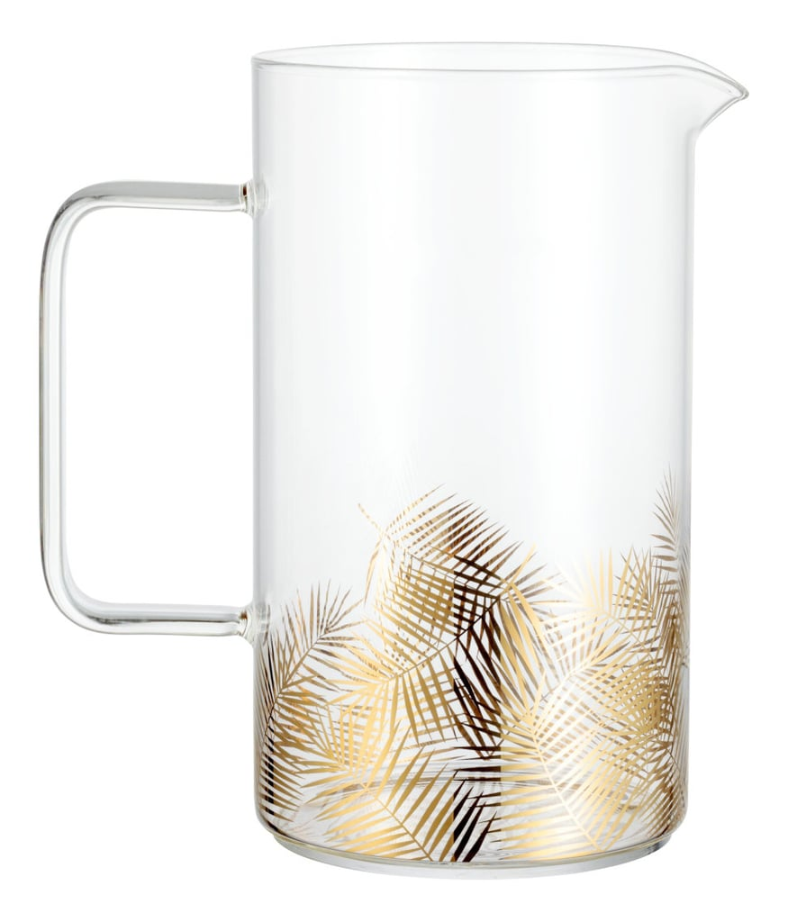 Pitcher With Printed Design ($18)