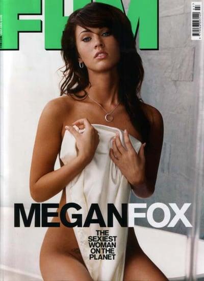 megan fox for FHM
