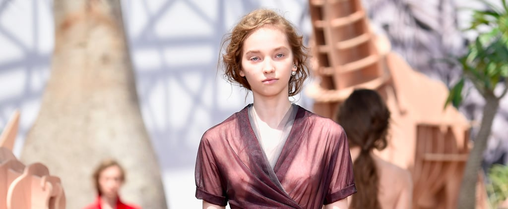 Dior's Couture Show Takes You Around the World in Less Than a Day