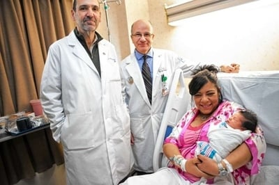 Miracle Birth After a Life-Saving Kidney Donation