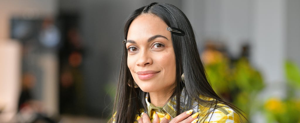 Rosario Dawson Beauty Interview