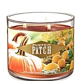 Pumpkin Patch Three-Wick Candle
