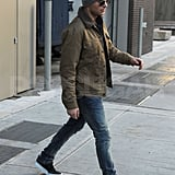 Zac Efron Hits NYC to Start Work on New Year's Eve