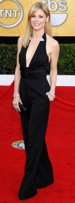 Julie Bowen at the 2011 Screen Actors Guild Awards