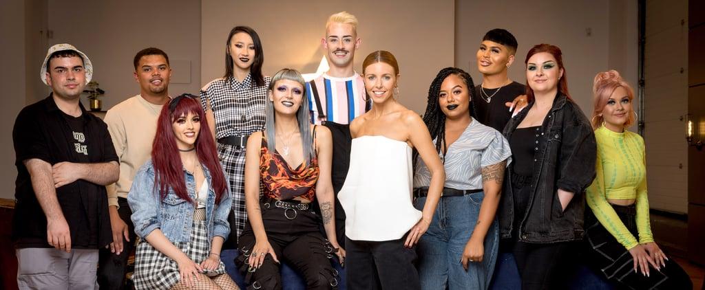 Meet the Glow Up Season 2 Cast of Makeup Artists