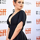 Katherine Langford at the Knives Out Premiere