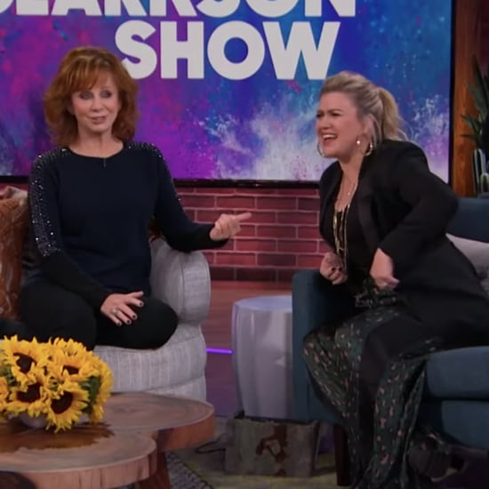 Kelly Clarkson and Reba McEntire Talk About Being Family